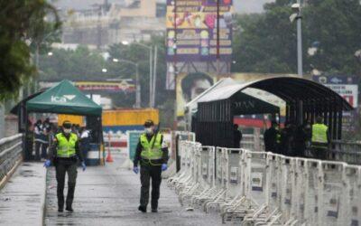 Colombia reforzó vigilancia militar y policial en la frontera con Venezuela