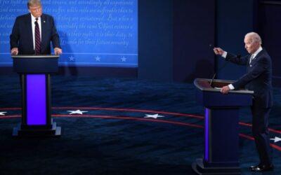 Micrófonos serán silenciados en el debate presidencial de EE UU para frenar interrupciones