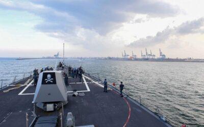 Australia se unió a Estados Unidos, Japón e India en los ejercicios militares ante la escalada de tensiones con China