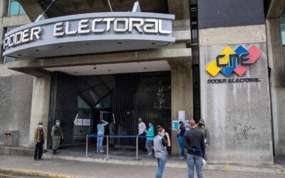 Régimen extendió a un mes la campaña para las elecciones legislativas