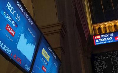 Bolsas europeas se hunden en la apertura por temor por segunda ola de covid-19