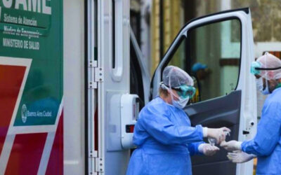 Coronavirus: después de 222 días de cuarentena, Argentina llegó a las 30 mil muertes