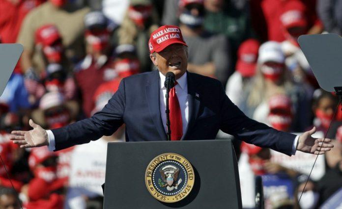 Trump: Los latinos no quieren en Estados Unidos políticas socialistas como las de Venezuela y Cuba