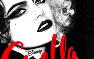 Disney reveló la primera imagen de Emma Stone como Cruella de Vil