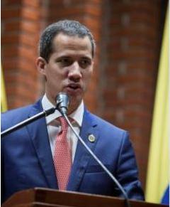 EE UU y representantes de Guaidó en conversaciones de cara a negociación con el régimen