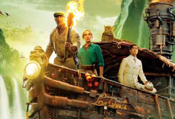 """""""Jungle Cruise"""" de Disney domina la taquilla norteamericana en su estreno"""